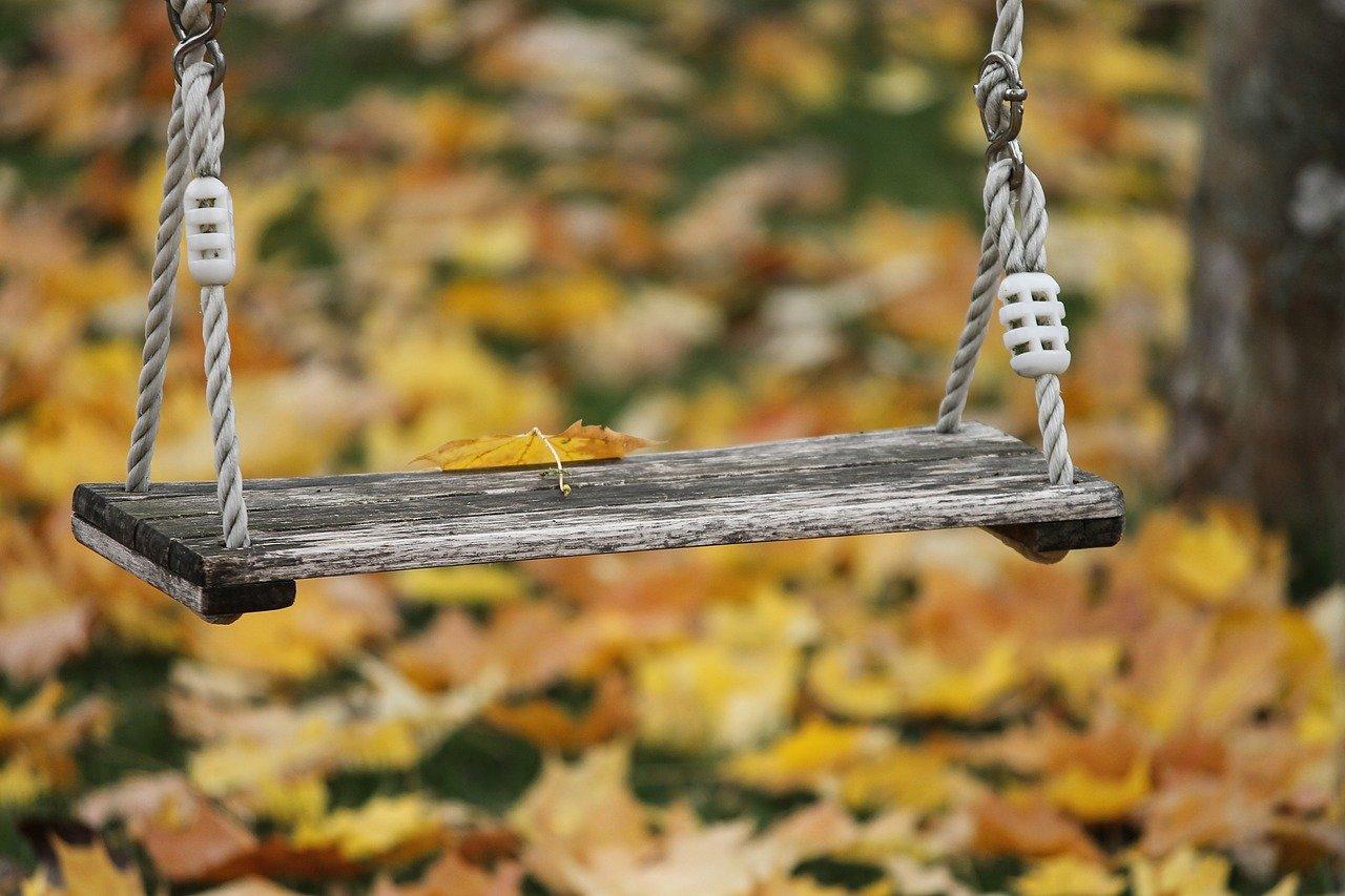 corde de chanvre pour une balancoire